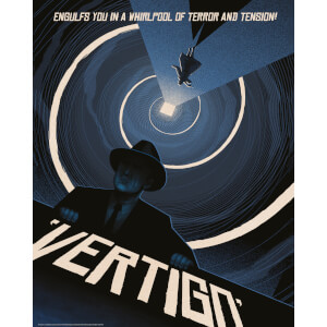 Limited Edition Fine Art Giclee - Vertigo