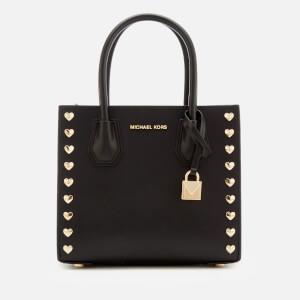 MICHAEL MICHAEL KORS Women's Mercer Medium Messenger Bag - Black