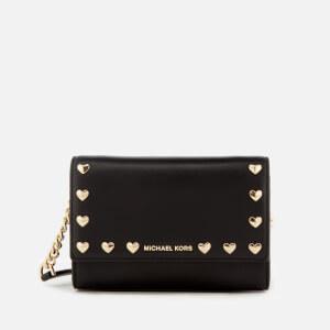 MICHAEL MICHAEL KORS Women's Ruby Medium Clutch Bag - Black