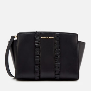 MICHAEL MICHAEL KORS Women's Selma Medium Messenger Bag - Black