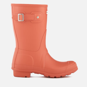 Hunter Women's Original Short Wellies - Sunset
