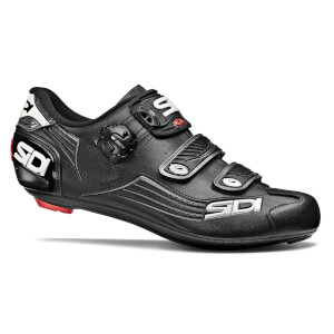 Sidi Alba Road Shoes - Black/Black