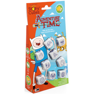 Rory's Story Cubes Adventure Time Edition