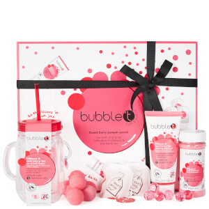 Bubble T Pamper Parcel - Red 600g