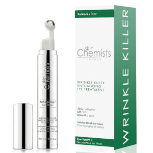 skinChemists London Wrinkle Killer Anti-Ageing Eye Treatment 15ml