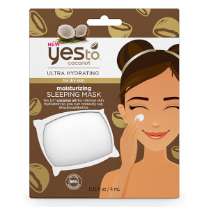 yes to Coconuts Moisturizing Sleeping Mask 4 ml