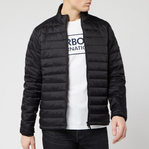 Barbour International Men's Impeller Quilt Jacket - Black