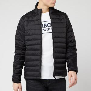 Barbour International Men's Impeller Quilt Jacket - Black
