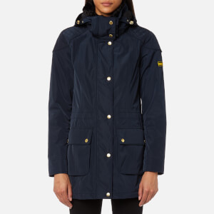 Barbour International Women's Garrison Jacket - Navy
