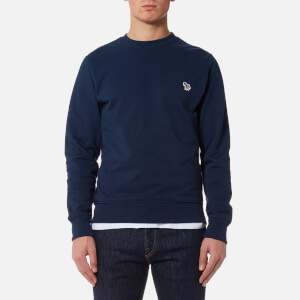 PS by Paul Smith Men's Regular Fit Sweatshirt - Blue