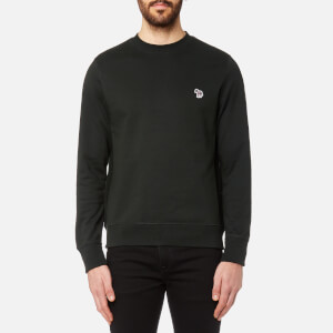 PS by Paul Smith Men's Regular Fit Sweatshirt - Khaki