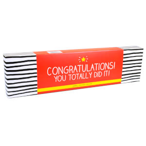 Happy Jackson Box of Assorted Chocolates - Congratulations! You Totally Did It!