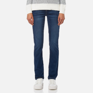 Barbour Women's Essential Slim Jeans - Worn Blue