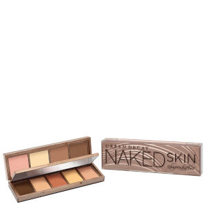 Paleta Urban Decay Naked Skin Shapeshifter Palette - Medium Dark