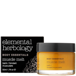 Elemental Herbology Muscle Melt balsamo per muscoli - 50 ml