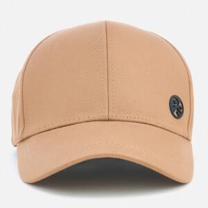 Paul Smith Men's Basic Baseball Cap - Beige