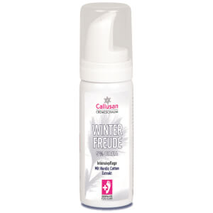 Callusan Cremeschaum Body Foam