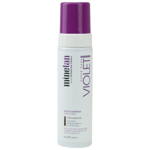 MineTan Violet Foam (Colour Base) 200ml