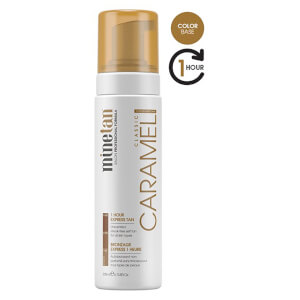 MineTan Classic Caramel Foam (Colour Base) -rusketusvaahto, 200ml