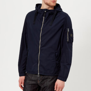 BOSS Orange Men's Olvaro Jacket - Navy