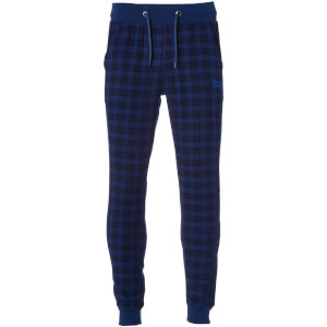 Tokyo Laundry Men's Fisher Lounge Pants - Blue: Image 1