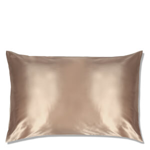 Slip Silk Pillowcase - Queen - Caramel