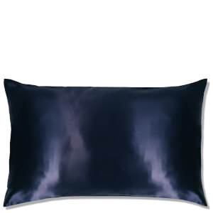 Slip Silk Pillowcase King - Navy