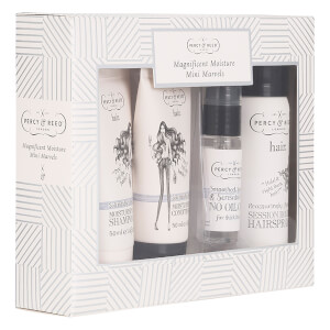 Percy & Reed Magnificent Moisture Mini Marvel Kit (Worth £20)