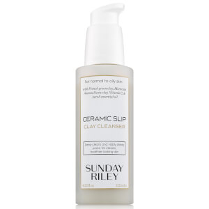 Sunday Riley Ceramic Slip Clay Cleanser 30ml (Free Gift)