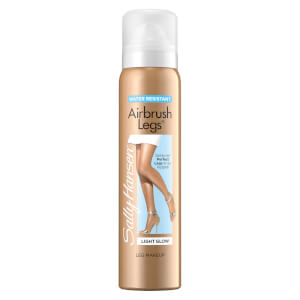 Spray Maquillage pour les Jambes Airbrushed Legs Sally Hansen – Light Glow 75 ml