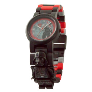 LEGO Star Wars : Montre Mini Figurine Dark Vador