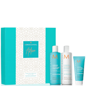 Moroccanoil Premium Hydrate Set (Worth £43.65)