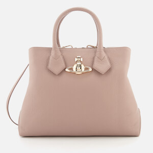 Vivienne Westwood Women's Balmoral Shopper Bag - Taupe