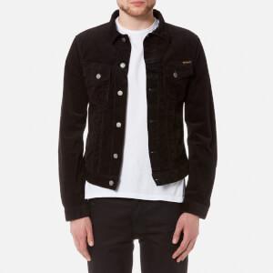 Nudie Jeans Men's Billy Cord Jacket - Black