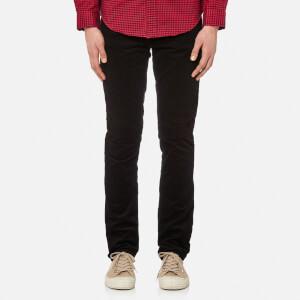 Nudie Jeans Men's Grim Tim Slim Jeans - Black Cord