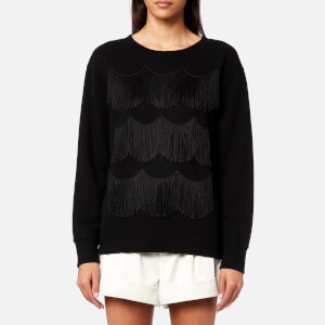 Marc Jacobs Women's Classic Easy Fit Sweatshirt - Black