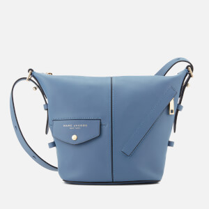 Marc Jacobs Women's The Mini Sling Cross Body Bag - Vintage Blue