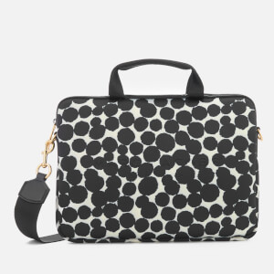 Marc Jacobs Women's 13 Inch Commuter Case - Black/Multi