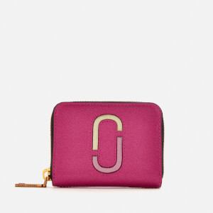 Marc Jacobs Women's Zip Card Case - Pink/Multi