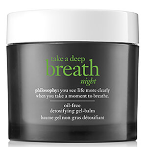 Philosophy Take a Deep Breath Night Moisturizer 60ml