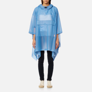 Hunter Original Clear Poncho - Pale Blue