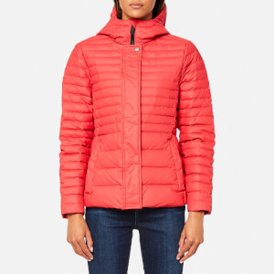Hunter Women's Original Refined Down Jacket - Bright Coral