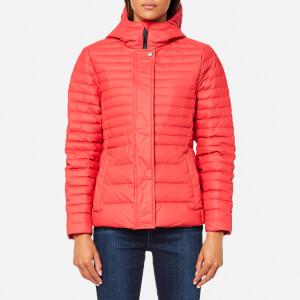 Hunter Women's Original Refined Down Jacket - Bright Coral
