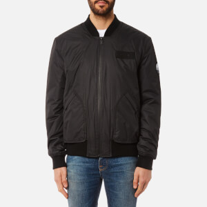 Hunter Men's Original Insulated Bomber Jacket - Black