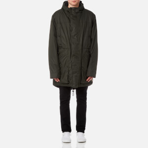 Hunter Men's Original Insulated Parka - Dark Olive