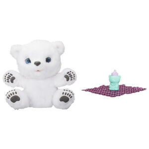Hasbro Furreal Friends Snifflin Sawyer the Polar Bear