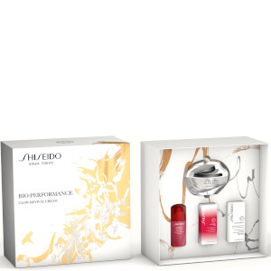Shiseido Bio-Performance Glow Revival Cream Christmas Set (Worth £109)