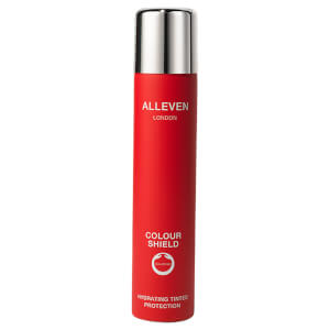 ALLEVEN London Colour Shield Hydrating Tinted Protection - Amber 200ml
