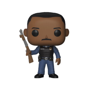 Figurine Pop! Daryl Ward - Bright