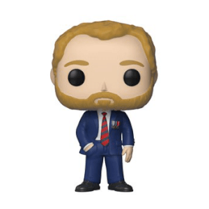 Figurine Pop! Prince Harry - Famille Royale